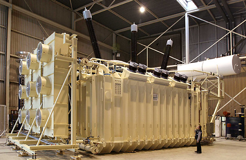 SGB-SMIT Group - Transformatorenhersteller - Overview